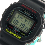 CASIO G-SHOCK BREEZY RASTA COLOR MEN'S DIGITAL RESIN WATCH DW-5600CMB-1