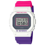 CASIO BABY-G THROWBACK 1990s RESIN WATCH DW-5600THB-7