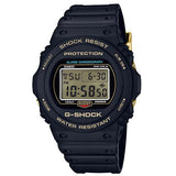 CASIO G-SHOCK 35TH ANNIVERSARY LIMITED RESIN WATCH DW-5735D-1B