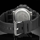 CASIO G-SHOCK ALL BLACK CLASSIC MATTE MEN'S RESIN WATCH DW-5900BB-1D