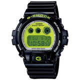 CASIO G-SHOCK BLACK RESIN STRAP WATCH DW-6900CS-1D
