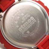 CASIO G-SHOCK x ATMOS RED RESIN LIMITED EDITION WATCH DW-6900FS