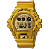 CASIO G-SHOCK 200M CRAZY GOLD COLOR DIGITAL WATCH DW-6900GD-9