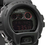 CASIO G-SHOCK MILITARY RED EYE WATCH DW-6900MS-1D