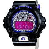 CASIO G-SHOCK CRAZY COLOR RESIN DIGITAL MEN'S WATCH DW-6900SC-1D