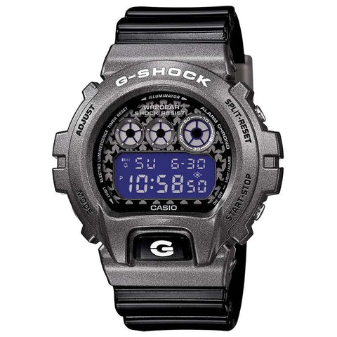 CASIO G-SHOCK CRAZY COLOR RESIN SPORT DIGITAL WATCH DW-6900SC-8D