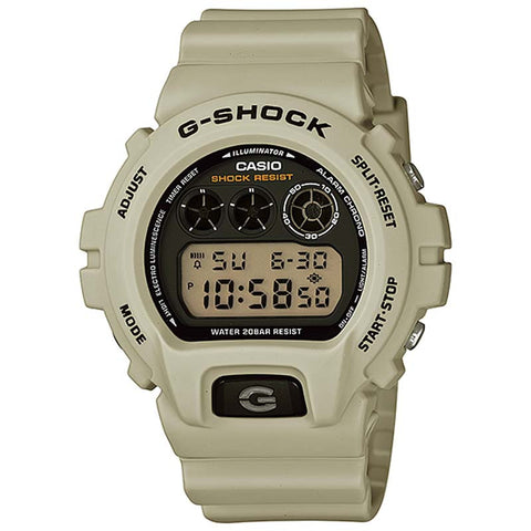 CASIO G-SHOCK MILITARY SAND RESIN DIGITAL WATCH DW-6900SD-8D