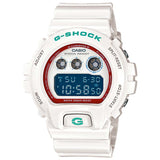 CASIO G-SHOCK WHITE RESIN BAND DIGITAL MEN'S WATCH DW-6900SN-7D