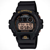CASIO G-SHOCK 30th ANNIVERSARY BLACK DIGITAL WATCH DW-6930C-1