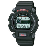 CASIO G-SHOCK 200M LUMINESCENCE LIGHT BLACK DIGITAL WATCH DW-9052-1V