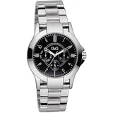 Dolce & Gabbana Texas Analog Quartz Stainless Steel Watch DW0537 - SALE