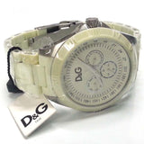 Dolce & Gabbana Chronograph Men's Analogue Quartz Watch DW0768 - SALES