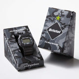 F.C.REAL BRISTOL x G-SHOCK COLLABORATION WATCH DW-5600