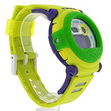 CASIO G-SHOCK HYPER COLOR GREEN YELLOW WATCH WATCH G-001HC-3D