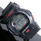 CASIO G-SHOCK RESCUE DIGITAL SPORT BLACK RESIN WATCH G-7900-1D