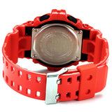 CASIO G-SHOCK RESISTANT RED RESIN DIGITAL WATCH G-8900A-4D