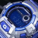 CASIO G-SHOCK CRAZY COLORS MEN'S BLUE DIGITAL WATCH G-8900CS-8