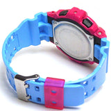 CASIO G-SHOCK BIG CASE COMBINATIONS WILD COLOR DIGITAL WATCH G-8900SC-4D
