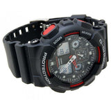 CASIO G-SHOCK CLASSIC SERIES X-LARGE ALARM DIGITAL WATCH GA-100-1A4