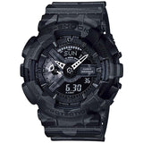 CASIO G-SHOCK CAMOUFLAGE PATTERNS DIGITAL WATCH GA-110CM-1A