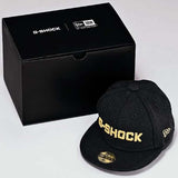 CASIO G-SHOCK x NEW ERA BLACK GOLD WITH SPECIAL HAT WATCH GA-110NE-9