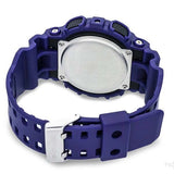 CASIO G-SHOCK BIG-CASE DESIGNS ANALOG DIGITAL PURPLE RESIN WATCH GA-140-6A