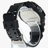 CASIO G-SHOCK BIG CASE ANALOG & DIGITAL BLACK RESIN WATCH GA-300-1A