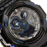 CASIO G-SHOCK 30TH ANNIVERSARY INITIAL BLACK 200M WATCH GA-303B-1A