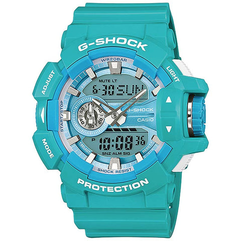 CASIO G-SHOCK COLORFUL BIG CASE SERIES LIMITED WATCH GA-400A-2A