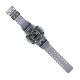 CASIO G-SHOCK SEMI-TRANSPARENT SPECIAL COLOR RESIN WATCH GA-700SK-1A