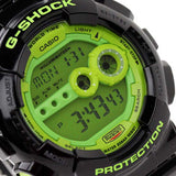 CASIO G-SHOCK SUPER ILLUMINATOR MEN'S DIGITAL WATCH GD-100SC-1D