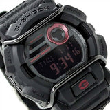 CASIO G-SHOCK SPORT BLACK FACE PROTECTORS DIGITAL WATCH GD-400-1