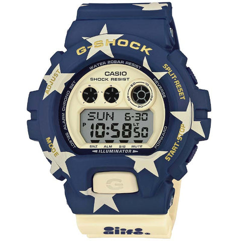 ALife X CASIO G-SHOCK (YOUNG AMERICA) DIGITAL WATCH GD-X6900AL-2 GD-X6900
