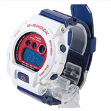 CASIO G-SHOCK AMERICA CAPTAIN WHITE & BLUE DIGITAL WATCH GD-X6900CS-7