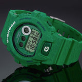 CASIO G-SHOCK HEATHERED COLOR SERIES GREEN WATCH GD-X6900HT-3