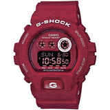 CASIO G-SHOCK HEATHERED COLOR SERIES RED WATCH GD-X6900HT-4