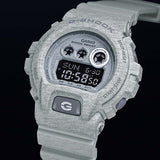 CASIO G-SHOCK HEATHERED COLOR SERIES GREY WATCH GD-X6900HT-8