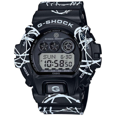 CASIO G-SHOCK FUTURA GRAFFITI LIMITED EDITION WATCH GDX-6900FTR-1