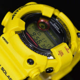 CASIO G-SHOCK FROGMAN 30th YELLOW SOLAR DIGITAL WATCH GF-8230E-9