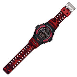CASIO G-SHOCK G-LIDE CAMOUFLAGE PATTERNS BAND WATCH GLS-8900CM-4