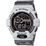 CASIO G-SHOCK G-LIDE CAMOUFLAGE PATTERNS BAND WATCH GLS-8900CM-8