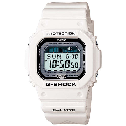 CASIO G-SHOCK BLACK G-LIDE SERIES SPORT WATCH GLX-5600-7D