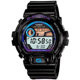 CASIO G-SHOCK BLACK G-LIDE TIDE SPORT BLACK RESIN WATCH GLX-6900-1D