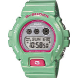 CASIO G-SHOCK S-SERIES WOMEN'S SEAFOAM GREEN WATCH GMD-S6900CC-3