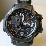 CASIO G-SHOCK SKY COCKPIT GPS HYBRID SOLAR RADIO WATCH GPW-1000V-1A