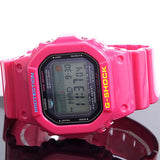 CASIO G-SHOCK PINK G-LIDE SOLAR POWER WATCH GRX-5600A-4D