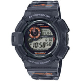 CASIO G-SHOCK MUDMAN MEN IN CAMOUFLAGE SOLAR WATCH GW-9300CM-1JR