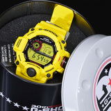 CASIO G-SHOCK RANGEMAN 30th SOLAR YELLOW DIGITAL WATCH GW-9430EJ-9