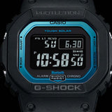 CASIO G-SHOCK ILLUMINATOR MATTE BLACK MONOTONE RETRO MEN'S WATCH GW-B5600-2