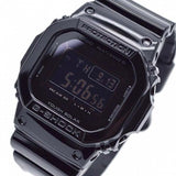 CASIO G-SHOCK BLACK RADIO CONTROLLED SOLAR ALARM WORLD TIME RESIN WATCH GW-M5610BB-1E